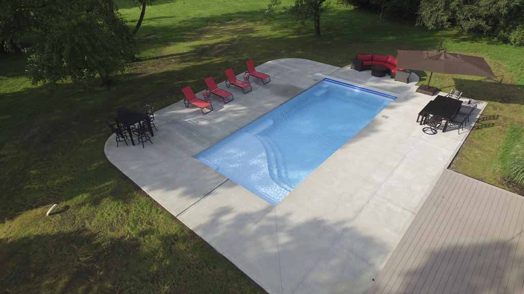 Photo Gallery Easy Living Pools In Ground Swimming Pool Installers In Ohio