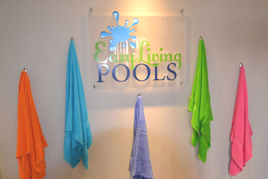 Easy living pools in ground swimming pool installers in ohio for Pool design center
