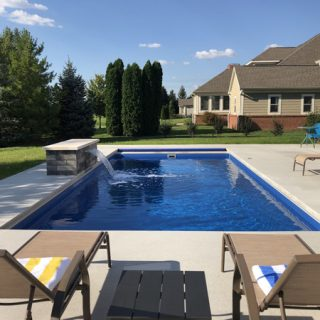 In Ground Swimming Pool Installers Ohio